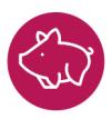 picto cochon